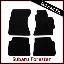 SUBARU FORESTER 2008 2009 2010 2011 2012 Tailored Fitted Carpet Car Mats NEW