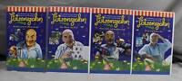 4 x VHS Video Kassetten - Löwenzahn mit Peter Lustig - 4 Folgen von 1998  /H
