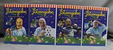 4 x VHS Video Cassettes-Dandelion with Peter Funny - 4 sets of 1998/H