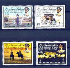 Oman 1981 - Tag der Polizei - Musik - Kapelle - Pferde - Strand - Nr. 208-11 **
