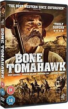 Bone Tomahawk  with Kurt Russell New (DVD  2016)