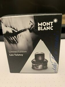 Montblanc Limited Edition Leo Tolstoy Ink 35ml