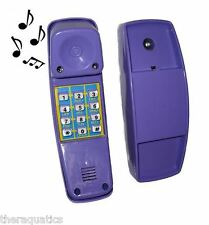 Playground Play Phone Swing-N-Slide Purple Tree House Play Pretend Call WS4202