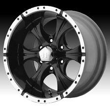 4 16 inch HE791 16x8 Black Toyota 4wd Tacoma 6 Lug Rims Wheel 6x5.5 HE7916860300