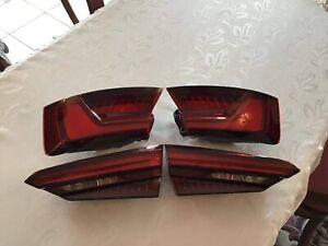 Audi A5 Tail lights