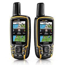 Garmin GPSMAP 64 010-01199-00 Rugged, Full-featured Handheld w/GPS & GLONASS,New