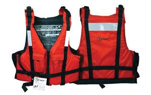Buoyancy Aid Flotation Vest - PFD - S, M, L, XL, XXL - for Water Sports - Riber