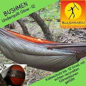 Bushmen - Underquilt Glow -12 - Unterdecke für Hängematte