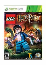 LEGO Harry Potter: Years 5-7 - Xbox 360 Disc Free Shipping