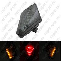 Integrated LED Turn Signal Brake Tail Light For YAMAHA YZF1000 R1 2007 2008