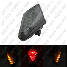 Smoke LED Rear Tail Brake Turn Signal Light For Yamaha YZF R1 yzf-r1 2007-2008