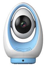 Foscam Fosbaby P1 Wireless Cloud IP Camera HD 720P Baby Monitor Pan/Tilt Blue
