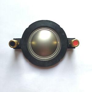 34.4mm Afterket Titanium Diaphragm For FANE CD130 Compression Driver 8 Ohm