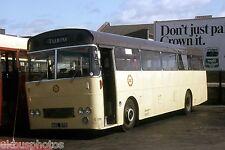 CIE C270 Galway 1983 Irish Bus Photo