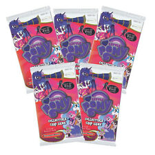 My Little Pony - Collectible Card Game - Canterlot Nights - 5 Pack Lot - New