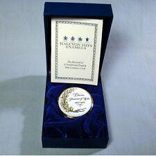 HALCYON DAYS TRIBUTE Enamel Box 1997 MEMORIAL FOUNDATION RARE PRINCESS DIANA