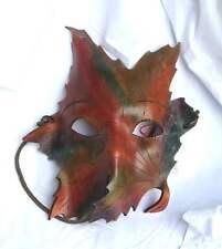 Masque vénitien en cuir nouvele collection.