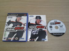NHL 2K3-PAL-Sony Playstation 2/PS2 GAME-Completo