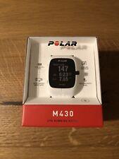 Polar M430 Fitness Tracker GPS Sport Uhr Pulsmessung Handgelenk weiß Neu/OVP S