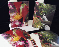 "TEN (10) blank note cards: Use for THANK YOU sympathy party invites 6"" X 4"" env"