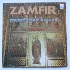 ZAMFIR Messe pour la paix 9101069