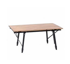 Outdoor Telescopic Folding Table