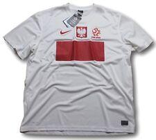 2012-13 Poland Home Soccer Football Shirt Jersey Mens 2XL New/Tags