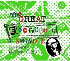MOUNT SIMS - GREAT ELECTROCASH SWINDLE - THE DROYDS, EFFCEE, MAMI CHAN - CD NEU