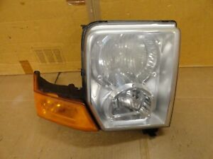 2006 - 2010 Jeep Commander OEM COMPLETE Passenger Right Headlight 55396536AE