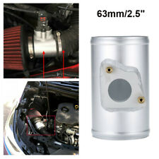 1x 63mm Mass Air Flow Sensor Mount Adapter Tube For Toyota Mazda Subaru Suzuk