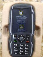 Sonim XP3410 IS - Black on black (Sprint) Cellular Phone