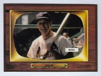Stan Musial St Louis Cardinals hall of famer '55 Color TV #405 near mint+ cond.