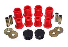 Energy Suspension for 1996-2002 Toyota 4Runner Front Control Arm Bushings (Red)