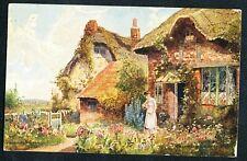 Tucks Used Postcard – Hampshire Cottage England (1074)