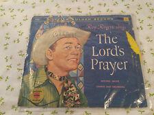 "Roy Rogers sings ""The Lord's Prayer"" Dale Evans sings Ave Maria"" 5"" 45"