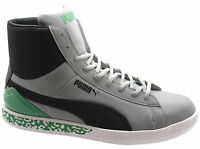 Puma Future Suede Mid Lite Animal Mens Hi Top Trainers Shoes Lace 356857 02 D41