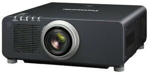 Panasonic PT-DZ870UK 1-Chip 8,500 Lumens DLP Projector w/ Lens