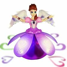 "New Princess ""Angel Girl"" Dolls for Girls Dance, Flashing, Singing and Rotating"