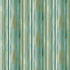 Harbor Reflections Muted Green Stripe DP22953-66 Cotton Fabric Northcott BTY
