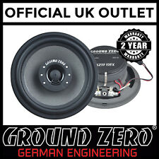"Ground Zero GZCS 12CX 4.7"" 200W 12cm 2 Way Custom Fit Car Speakers For Mercedes"