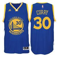 e54f00a06 NBA Stephen Curry  30 Golden State Warriors adidas Swingman Men s Jersey -  Blue