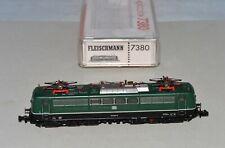 N Scale Fleischmann piccolo 7380 BR 151 032-0 DB Electric Locomotive - LNIB