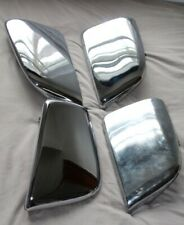 Lincoln Continental 61-64 OEM Front & Rear bumper end cap sedan & convertible