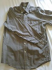 LL Bean Men Plaid Multi-Color Button Shirt Small Wrinkle & Stain Resistant