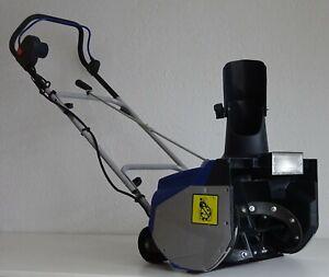 LUX elektrische Schneefräse 1800 W / 45 cm elektro Schneeräumer Schneeschieber