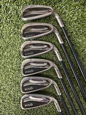 Ping G25 Golf Ferro Set/Grafite/Condizioni eccellenti/REG ⛳