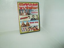 SUPERBAD / PINEAPPLE EXPRESS / YEAR ONE / YOUTH IN REVOLT Comedy dvd Set