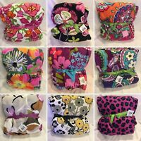 Vera Bradley Throw Blanket - All New With Tags - Many Patterns Available