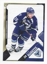 2013-14 Sherbrooke Phoenix (QMJHL) Daniel Audette (Laval Rocket)