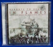 In Flames - Reroute To Remain (+3 Bonus Tracks) (Remastered) Sealed New CD